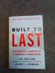 Every CEO should read Built to Last